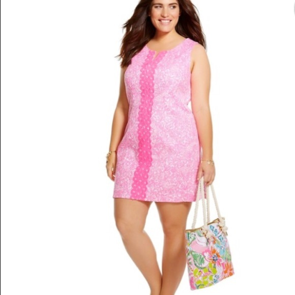 Lilly Pulitzer For Target Dresses Lilly Pulitzer Plus Size Shift